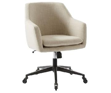 West Elm Helvetica Swivel Desk Chair