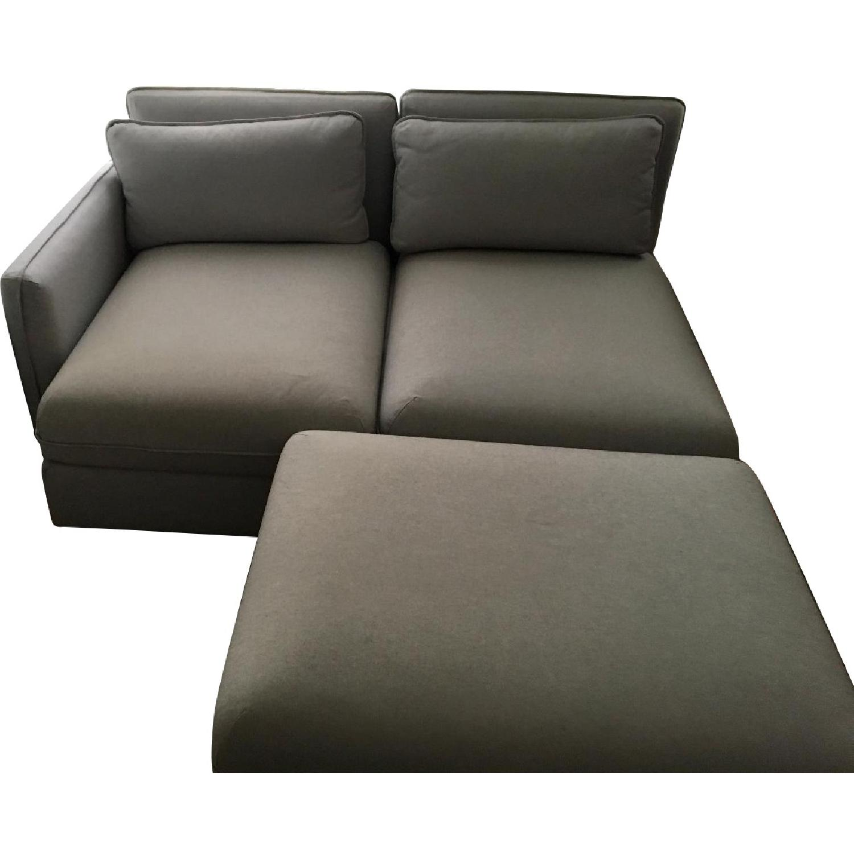 Ikea Vallentuna 3-Piece Sectional Sofa - image-0