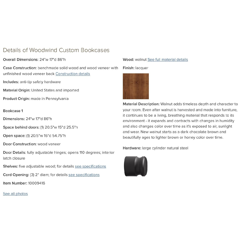 Room & Board Woodwind Custom Bookcase - image-4