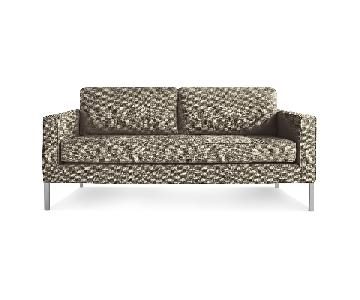 Blu Dot Paramount Sofa in Sanford Ash/Metal