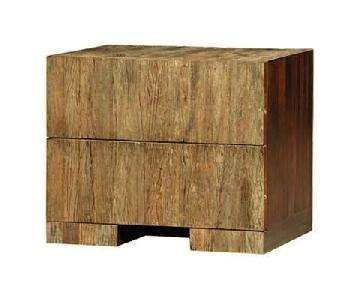 Environment Furniture Parati 2 Drawer End Tables