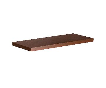 Southern Enterprises Floating Wall Shelf