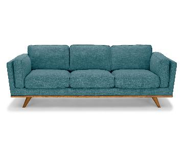 Article Timber Blue Spruce Sofa