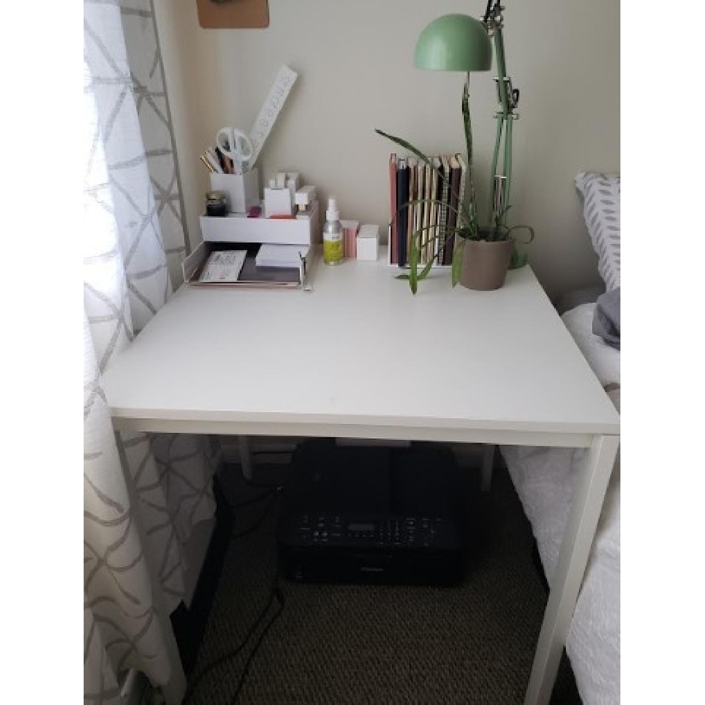 Ikea Meltorp Table/Desk-0