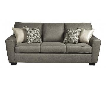Ashley Calicho Cashmere Sleeper Sofa