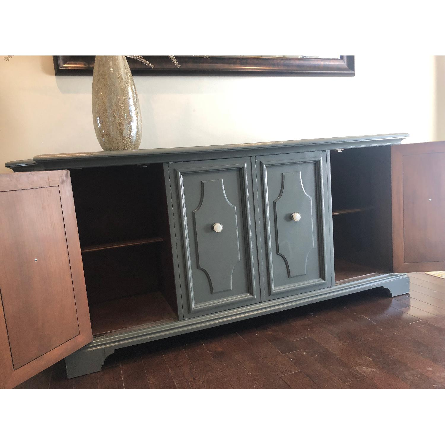 Gray Traditional Style Dresser/Buffet-4