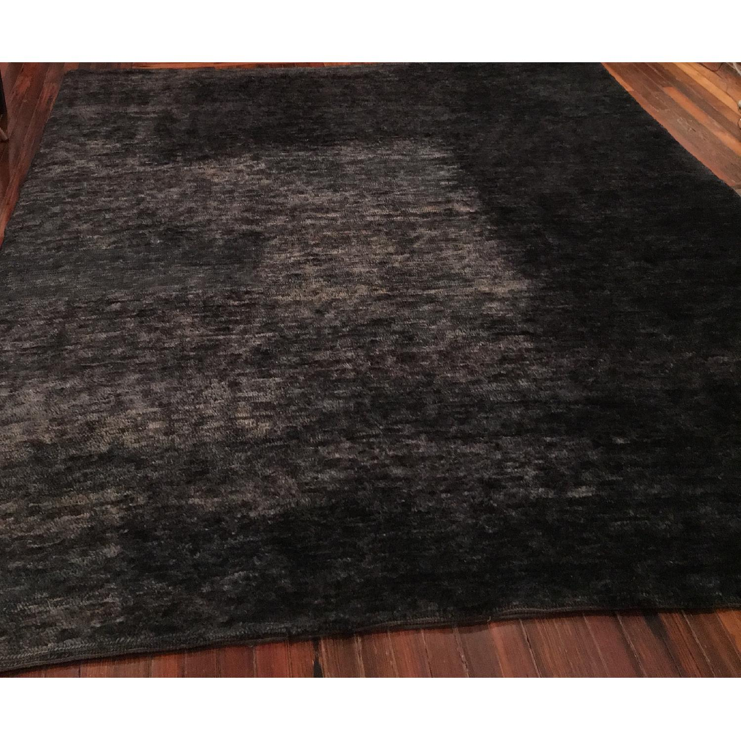 Rugs USA Charcoal Jute Area Rug - image-3