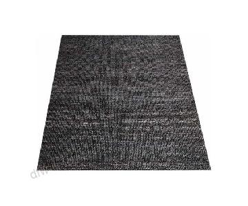 Rugs USA Charcoal Jute Area Rug
