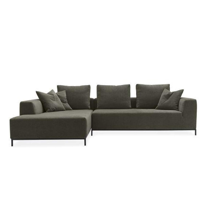 Calligaris Cleveland Sofa Sectional Sofa - image-0