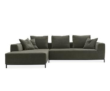 Calligaris Cleveland Sofa Sectional Sofa