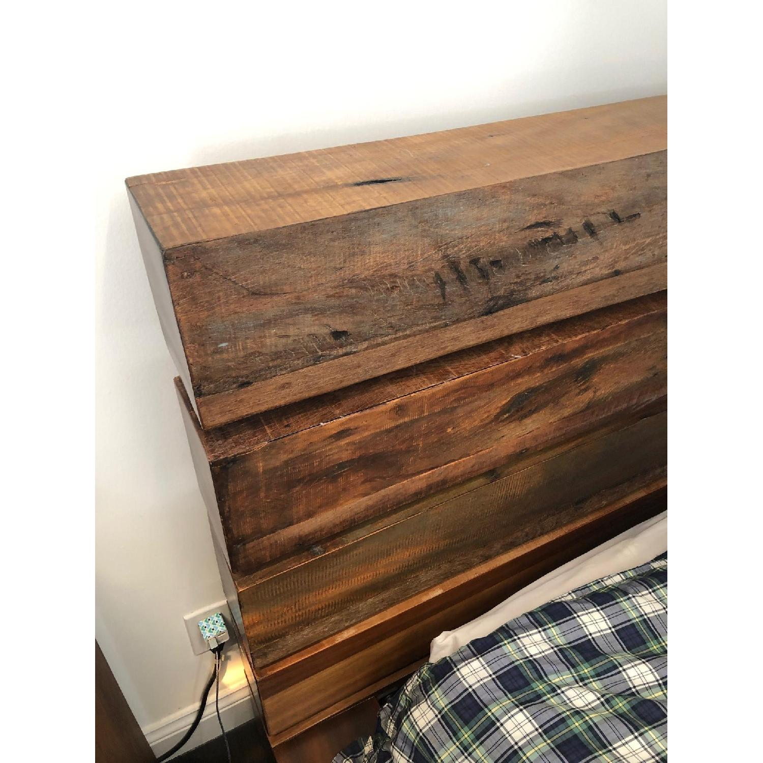 ABC Carpet and Home Home Venezuelan Wood Bed - image-2