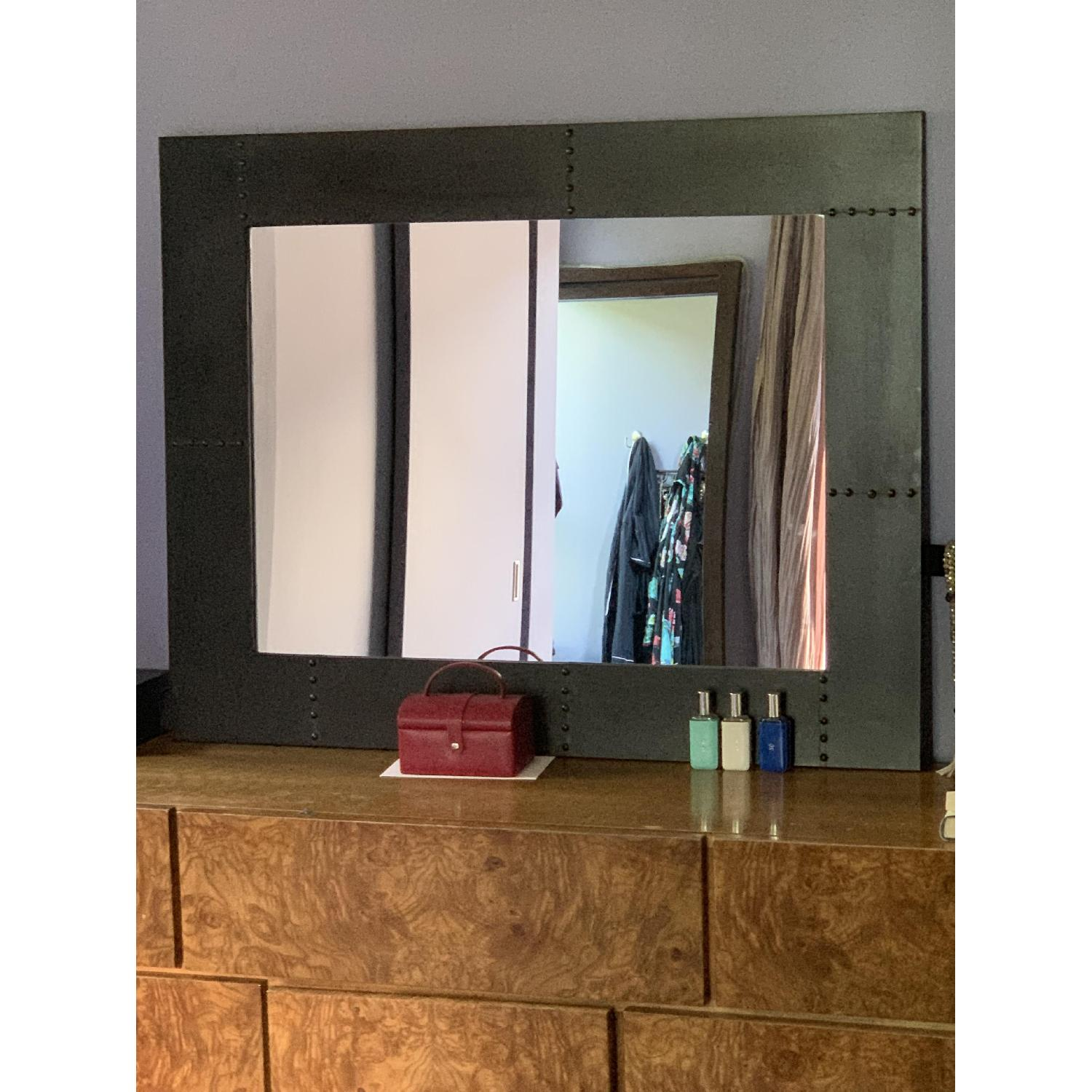 Crate & Barrel Wall Mirror - image-1