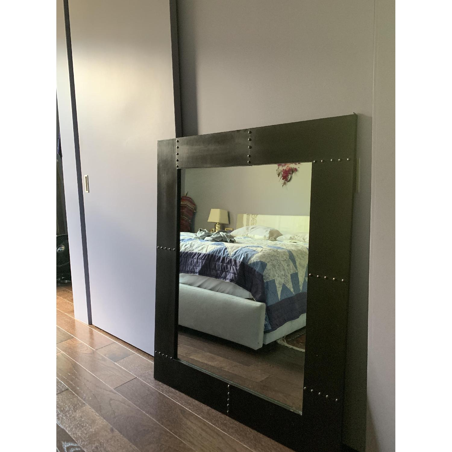 Crate & Barrel Wall Mirror - image-2