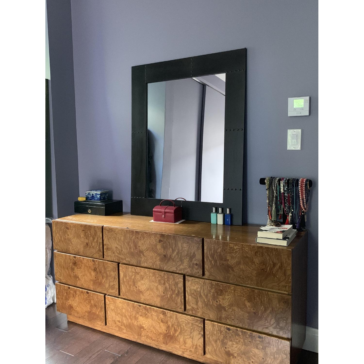 Crate & Barrel Wall Mirror - image-7