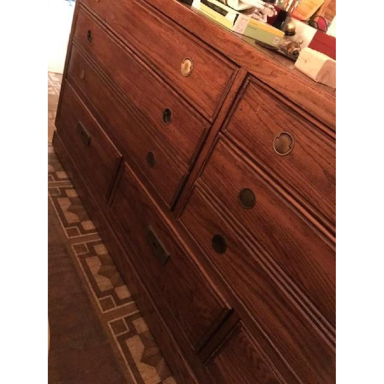 Thomasville Wood Dresser - image-2