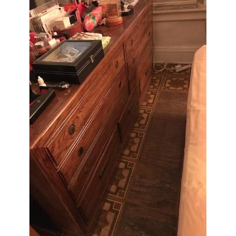 Thomasville Wood Dresser - image-0