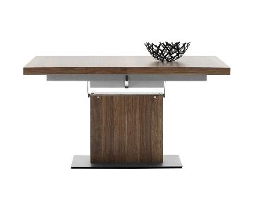 BoConcept Wood Expandable Dining Table