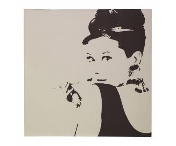 Ikea Audrey Hepburn Canvas