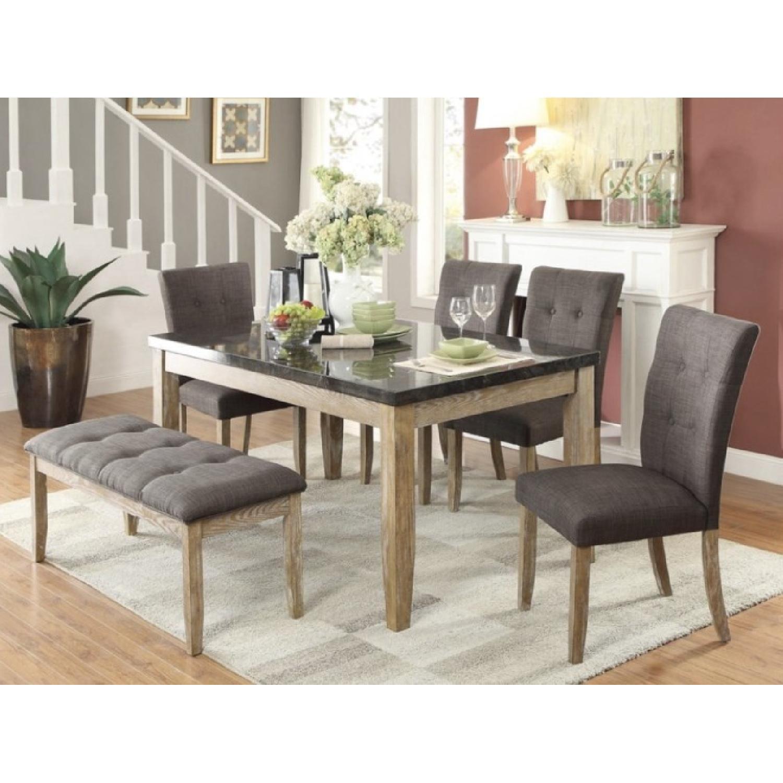 Homelegance Furniture 6-Piece Dining Set-0
