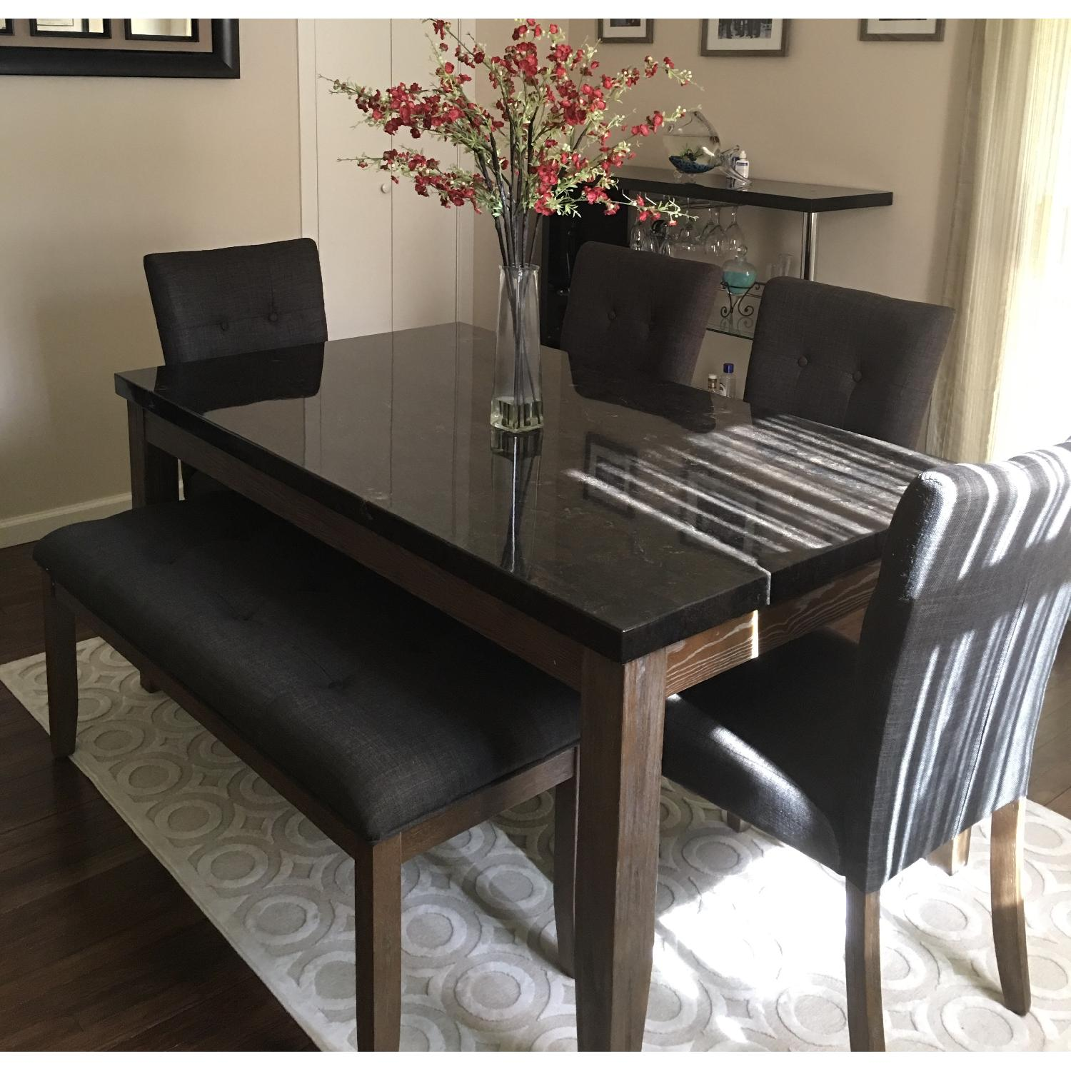Homelegance Furniture 6 Piece Dining Set