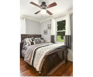 Modern Full Size Bed