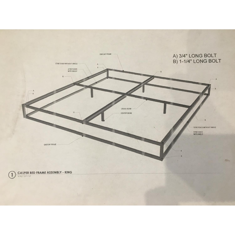 Float Artisan Made Bed Frame - image-5