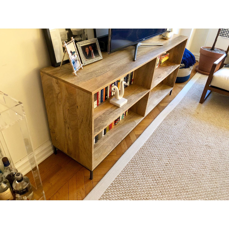West Elm Industrial Modular Bookcase - image-2