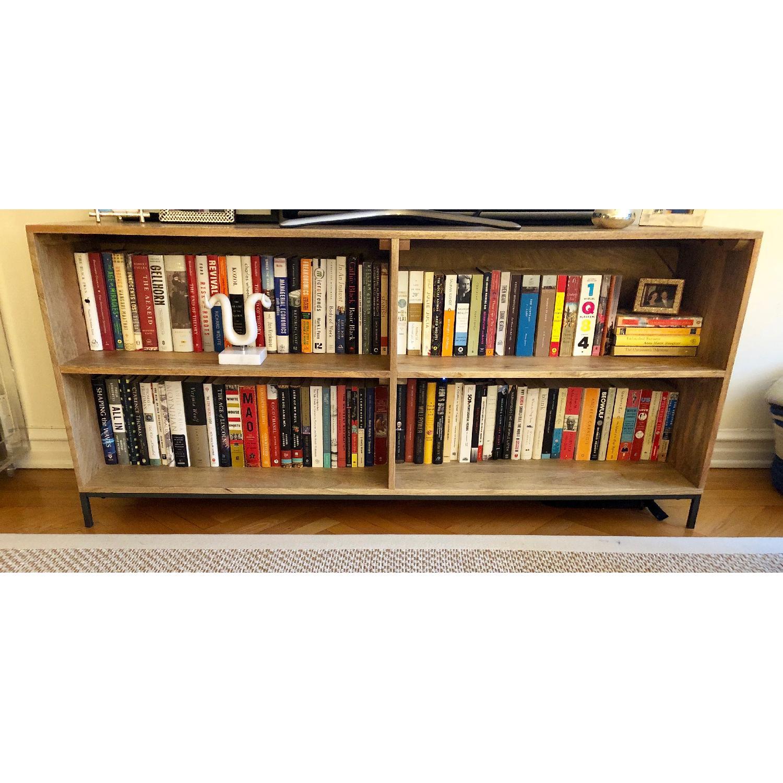 West Elm Industrial Modular Bookcase - image-3