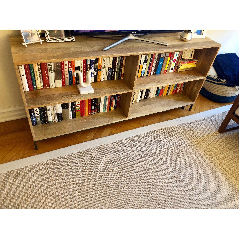 West Elm Industrial Modular Bookcase - image-4