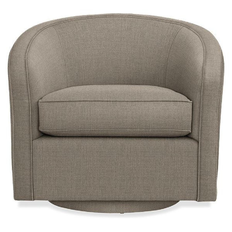 Room & Board Amos Swivel Chair - image-0