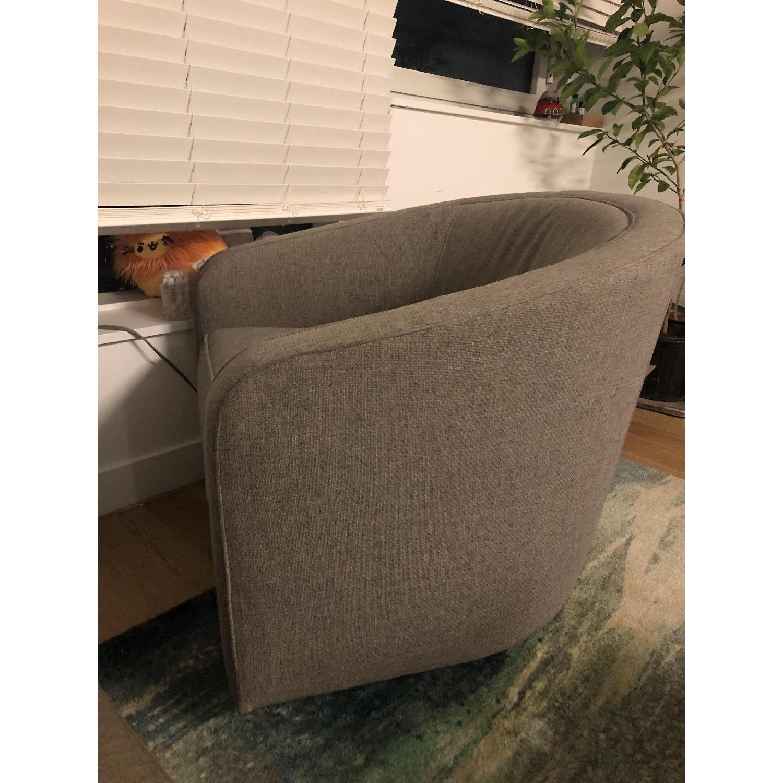 Room & Board Amos Swivel Chair - image-2