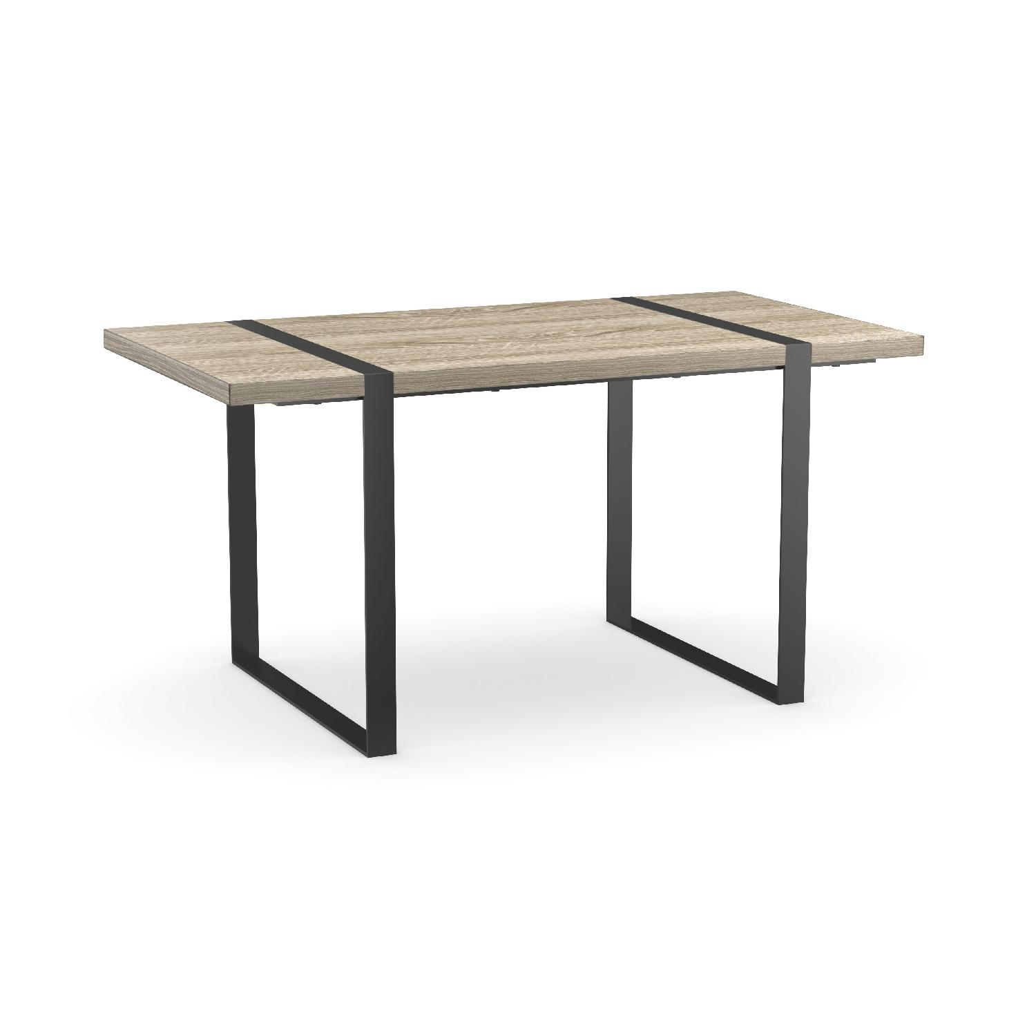 Urban Blend Driftwood Dining Table