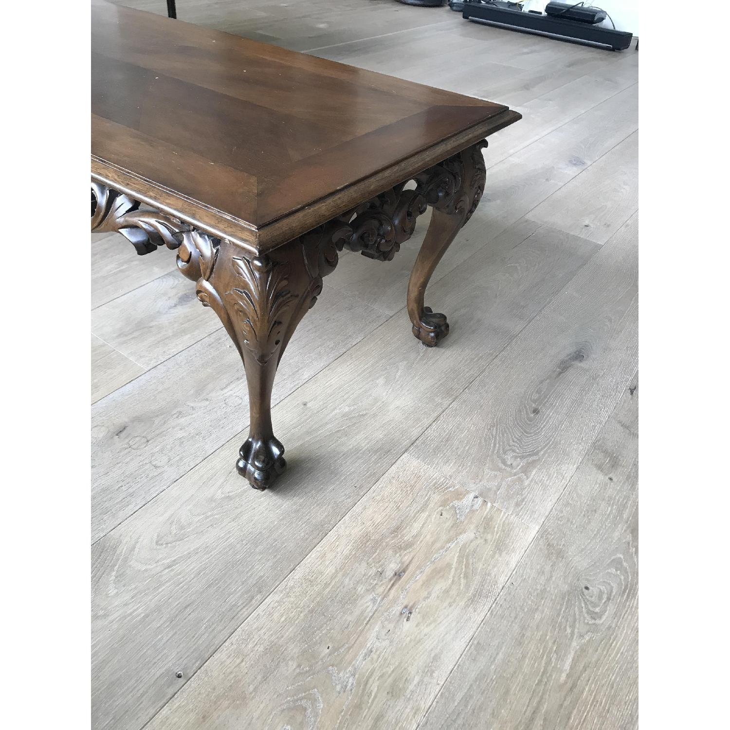 Antique Coffee Table - image-2