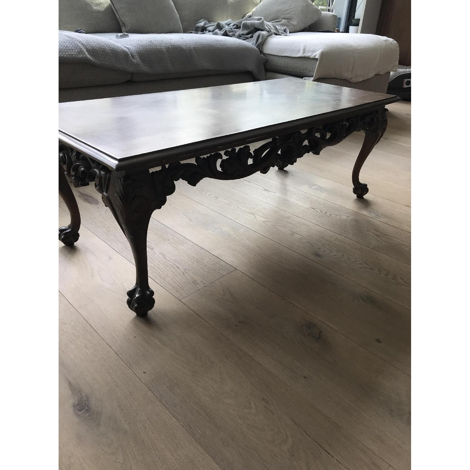 Antique Coffee Table - image-3