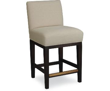Lee Industries Upholstered Counter Stools