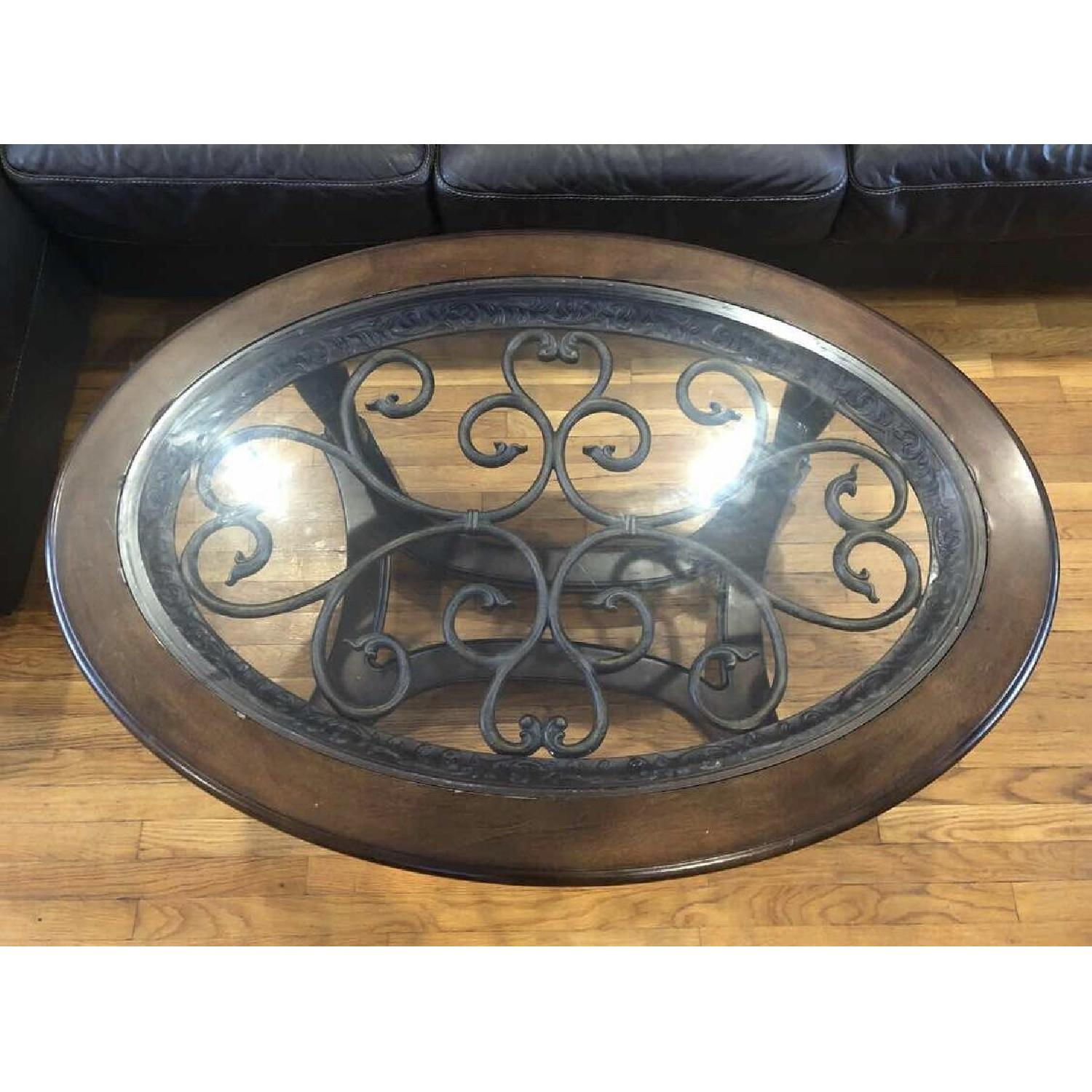 Ashley Norcastle Coffee Table - image-2