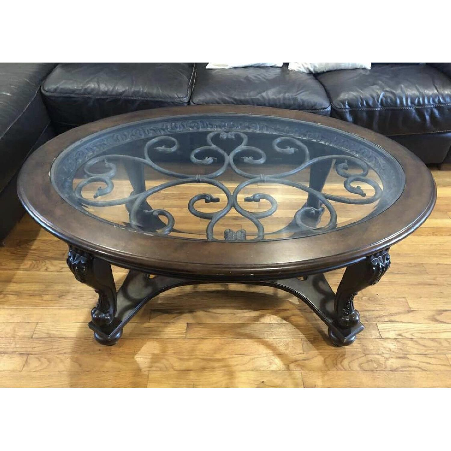 Ashley Norcastle Coffee Table - image-3
