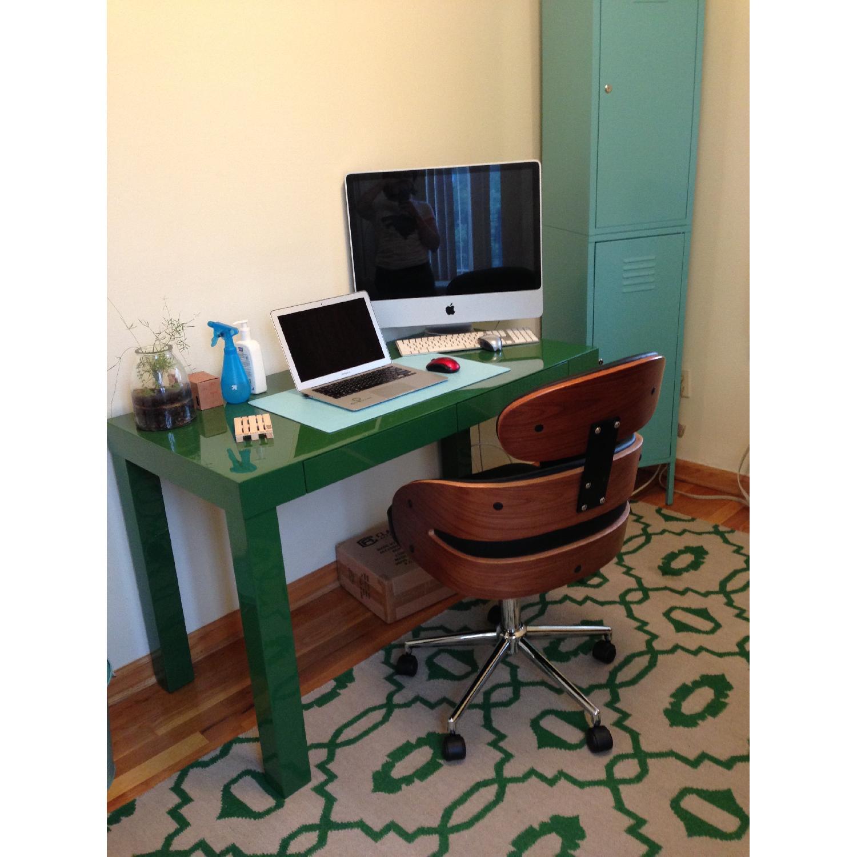 West Elm Parsons Desk-0