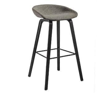 Danish Design Hay Upholstered Stools
