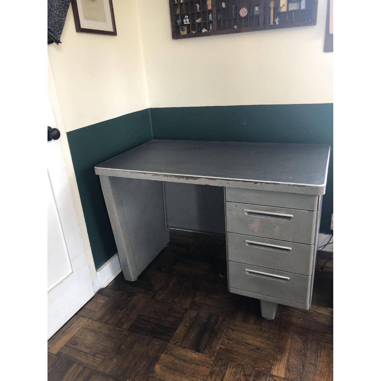 Vintage Tanker Desk-1