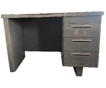 Vintage Tanker Desk
