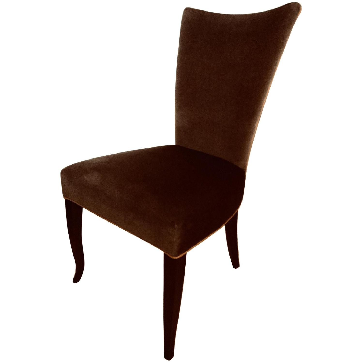 Modern Mohair Chairs - image-4