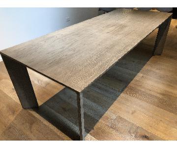 Restoration Hardware Arles Dining Table