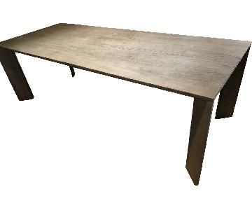 Restoration Hardware Arles Dining Table
