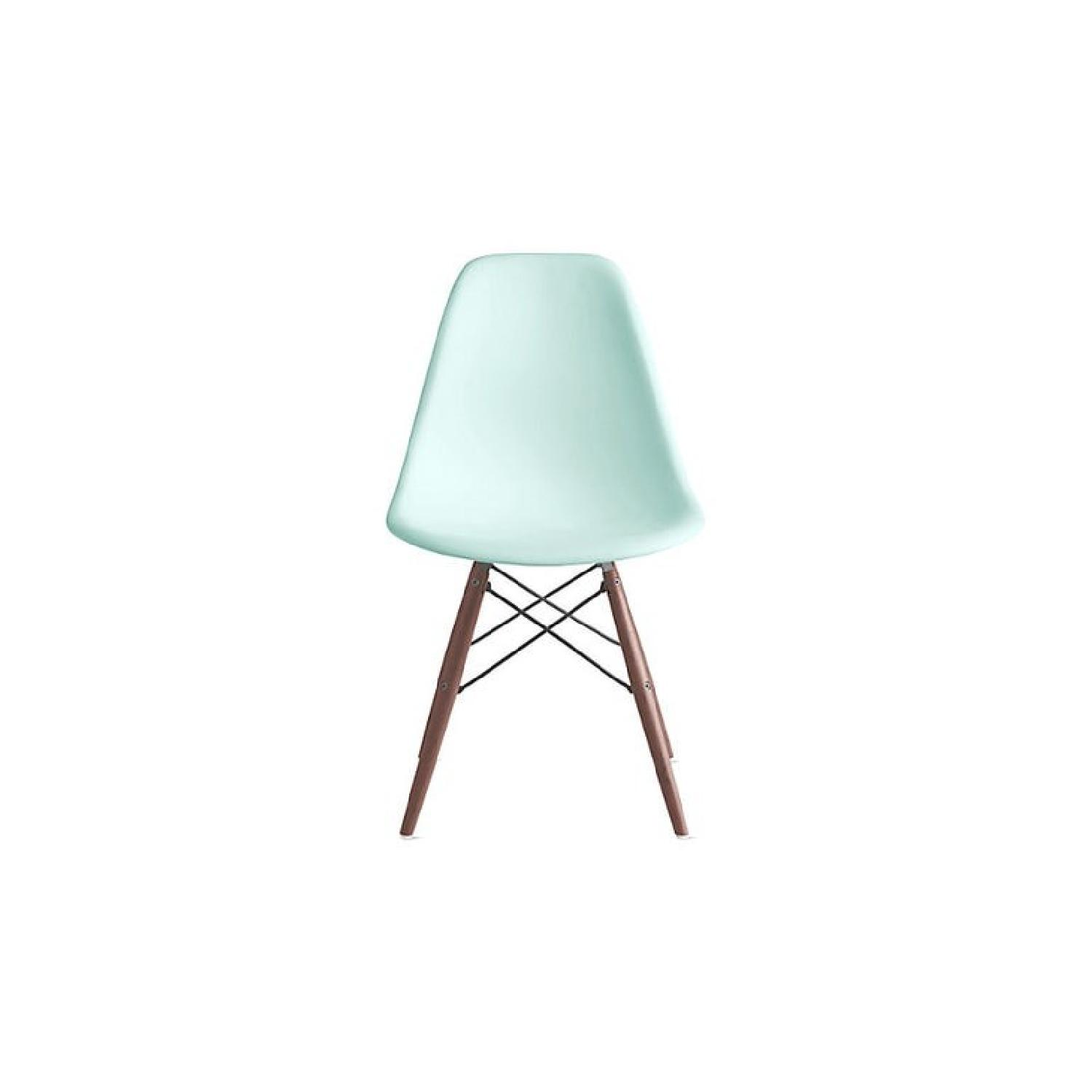 Eames Molded Plastic DSW Dowel-Leg Side Chair - image-4