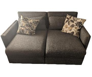 Ikea Vallentuna Sleeper Sectional Sofa