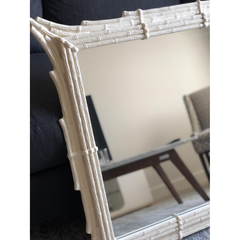 Antique White Mirror - image-1