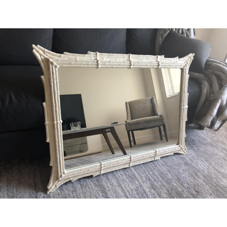 Antique White Mirror - image-3