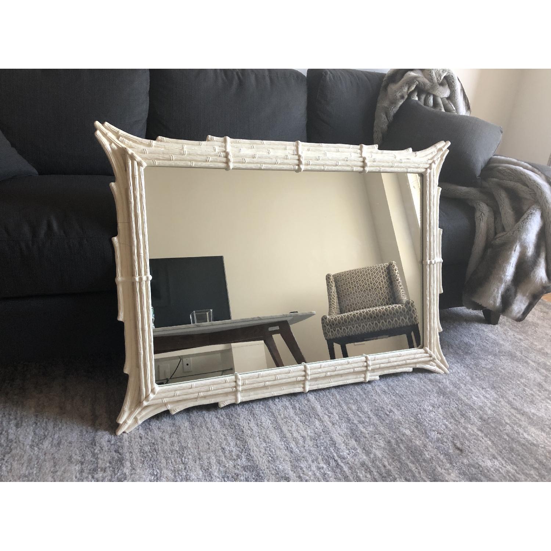 Antique White Mirror - image-4