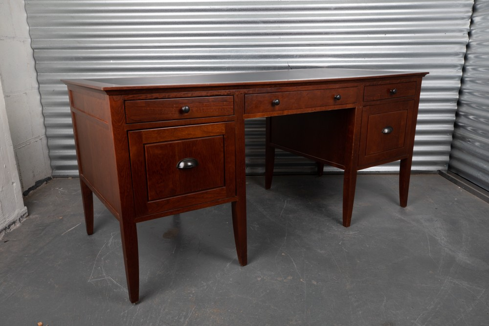 Copeland Funiture Vintage French Campaign Desk